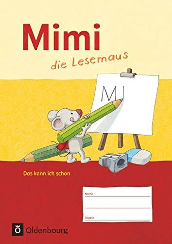 9783637018211: Mimi, die Lesemaus, Ausgabe F Lernentwicklungsheft