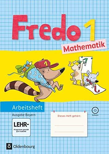 Fredo & Co. 1. Jahrgangsstufe Mathematik. Ausgabe: Mechtilde Balins; Rita