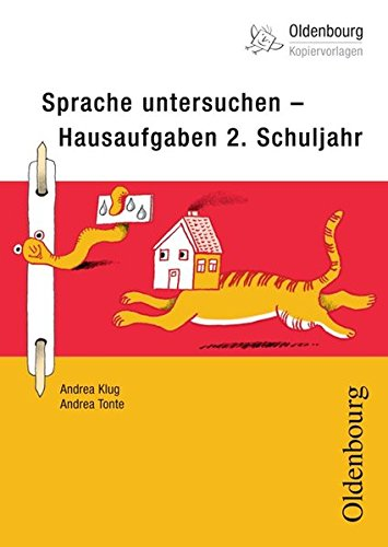 9783637021242: Sprache untersuchen - Hausaufgaben 2. Schuljahr
