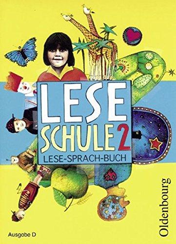 9783637150225: Leseschule D 2. Schuljahr. Schülerbuch: Ein Lese-Sprach-Buch für die Grundschule