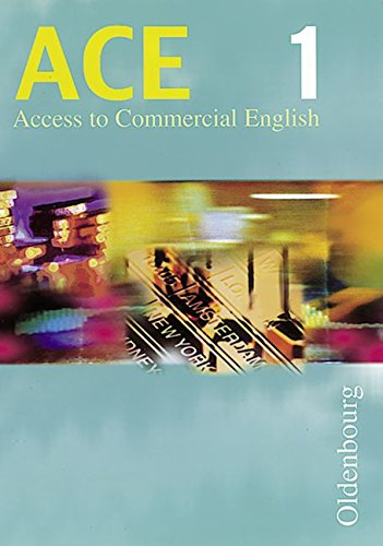 9783637188013: ACE. Access to Commercial English. Part 1