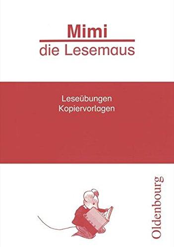 9783637804067: Mimi die Lesemaus Leseübungen - Kopiervorlagen: Ausgabe B für alle Bundesländer