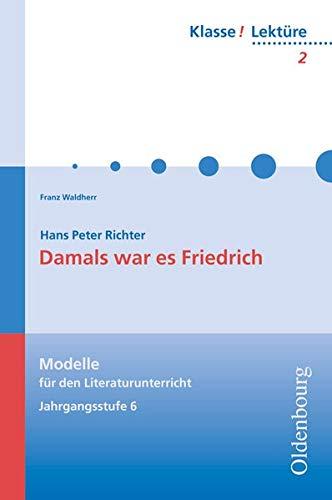 9783637808027: Damals war es Friedrich