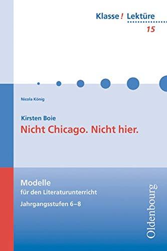 9783637808157: Nicht Chicago. Nicht hier