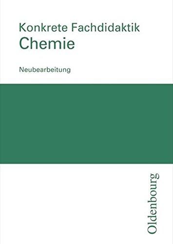 Konkrete Fachdidaktik Chemie: Peter Pfeifer