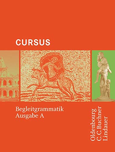 9783637877085: Cursus A. Begleitgrammatik
