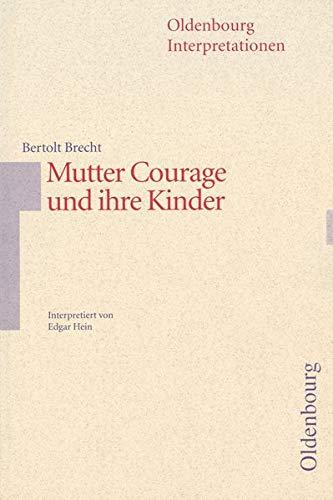 9783637886650: Bertolt Brecht, Mutter Courage und ihre Kinder