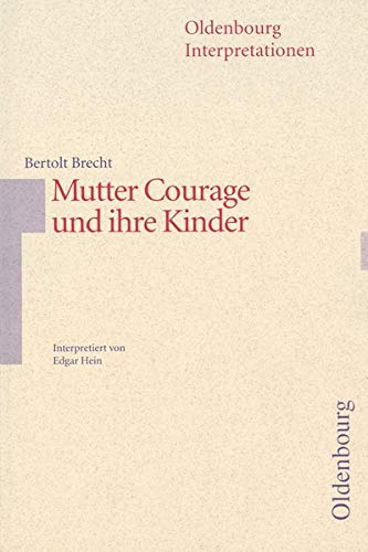9783637886650: Bertolt Brecht, Mutter Courage und ihre Kinder