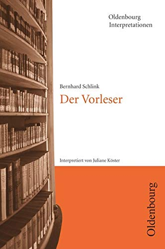 9783637887459: Der Vorleser. Interpretationen