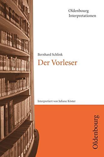 9783637887459: Der Vorleser. Interpretationen