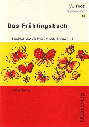 9783637960930: Das Frühlingsbuch