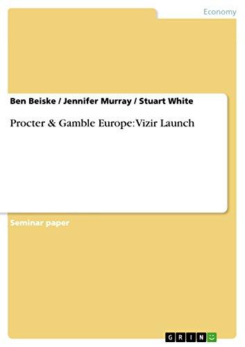 Procter and Gamble Europe: Ben Beiske