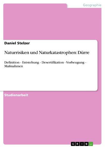 9783638655682: Naturrisiken Und Naturkatastrophen: Durre (German Edition)