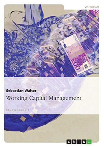 Working Capital Management: Sebastian Walter