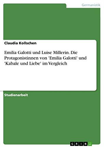 charakterisierung von emilia galotti
