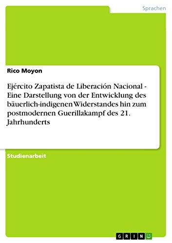 Ejàrcito Zapatista de Liberaciàn Nacional