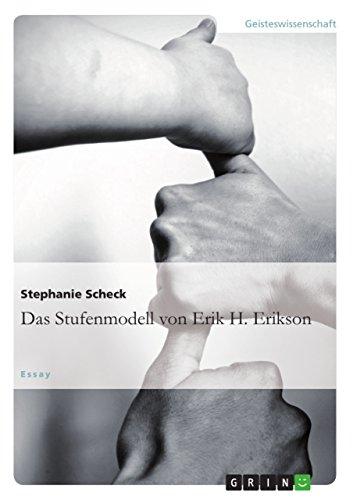 9783638727143: Das Stufenmodell von Erik H. Erikson (German Edition)