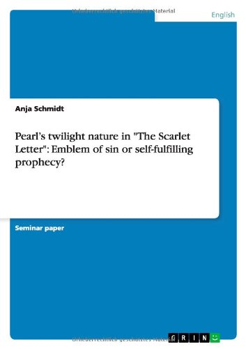 9783638760867: Pearl's twilight nature in