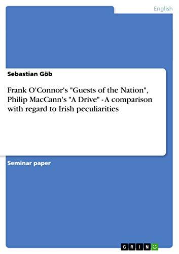9783638762380: Frank O'Connor's