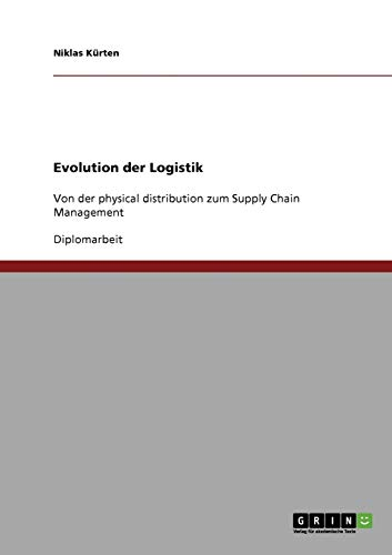 Evolution Der Logistik: Niklas K. Rten