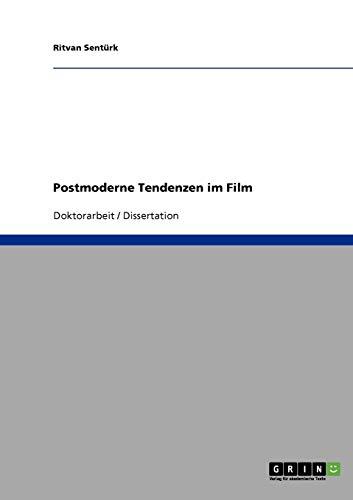 Postmoderne Tendenzen Im Film: Ritvan Senturk