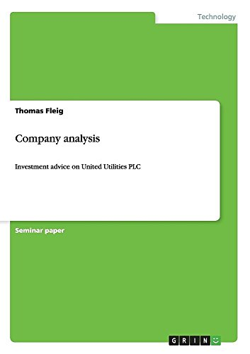 Company Analysis: Thomas Fleig