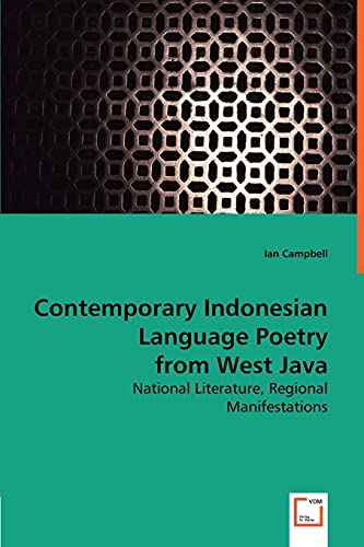 Contemporary Indonesian Language Poetry from West Java: Ian Campbell