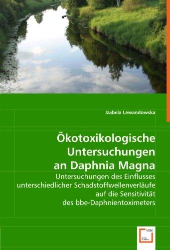 Ökotoxikologische Untersuchungen an Daphnia Magna: Izabela Lewandowska