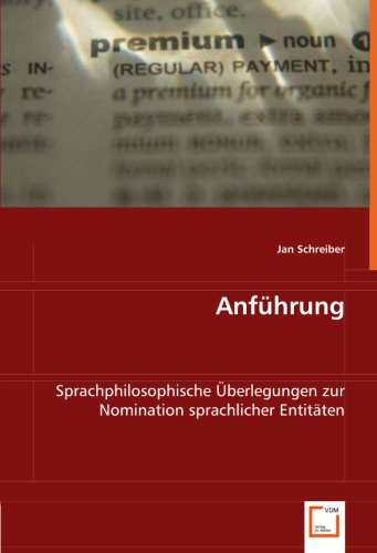 Anführung: Jan Schreiber