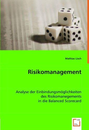 Risikomanagement: Mathias Lisch