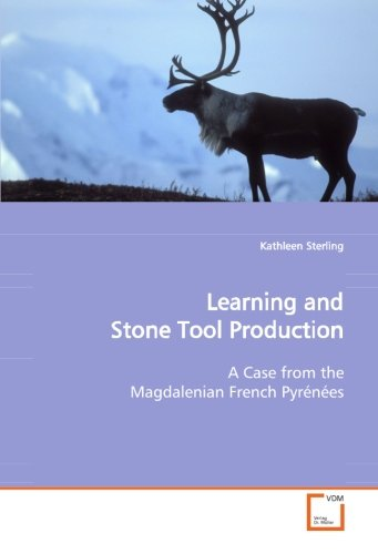 9783639025804: Learning and Stone Tool Production: A Case from the Magdalenian French Pyrénées