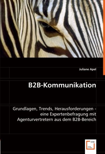 B2B-Kommunikation: Juliane Apel