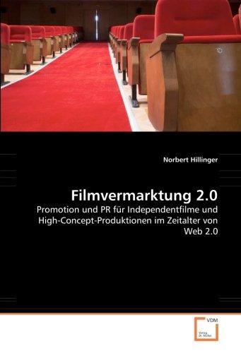 9783639028898: Hillinger, N: Filmvermarktung 2.0