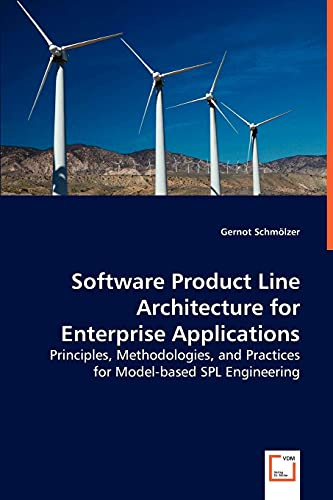 9783639029673: Software Product Line Architecture for Enterprise Applications