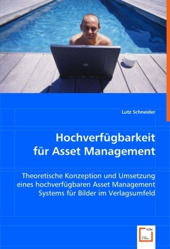 Hochverfügbarkeit für Asset Management: Lutz Schneider