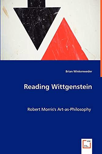 Reading Wittgenstein: Brian Winkenweder