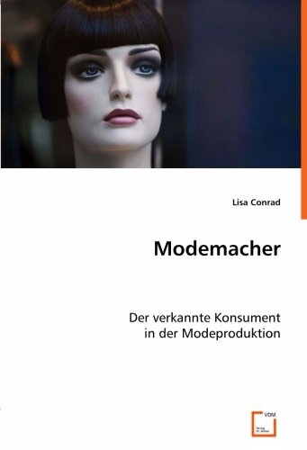 Modemacher: Lisa Conrad
