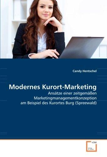 Modernes Kurort-Marketing: Candy Hentschel