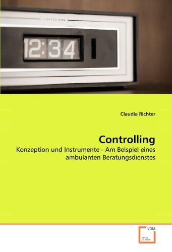 9783639042665: Controlling: Konzeption und Instrumente - Am Beispiel eines ambulanten Beratungsdienstes