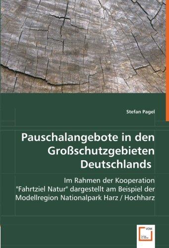 Pauschalangebote in den Großschutzgebieten Deutschlands: Stefan Pagel