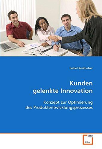 Kunden gelenkte Innovation: Isabel Kreilhuber
