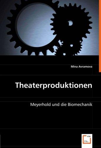 Theaterproduktionen: Mina Avramova