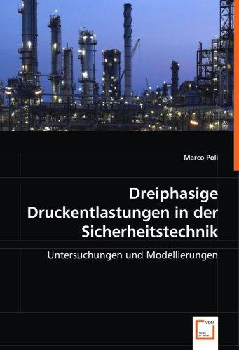 Dreiphasige Druckentlastungen in der Sicherheitstechnik: Untersuchungen und Modellierungen (German ...