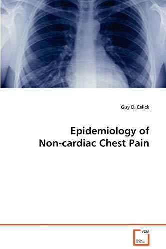 9783639054422: Epidemiology of Non-cardiac Chest Pain