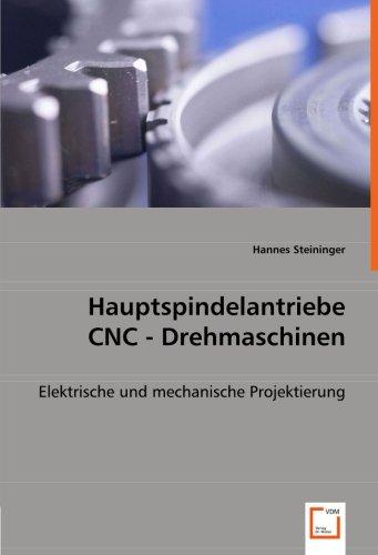 HauptspindelantriebeCNC - Drehmaschinen: hannes steininger