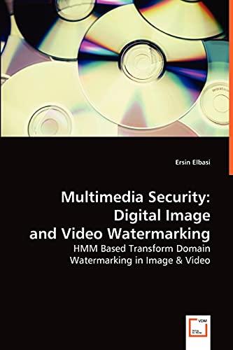 Multimedia Security: Elbasi, Ersin