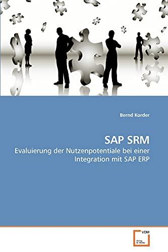 SAP SRM: Bernd Korder