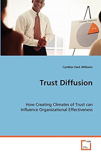 9783639068269: Trust Diffusion