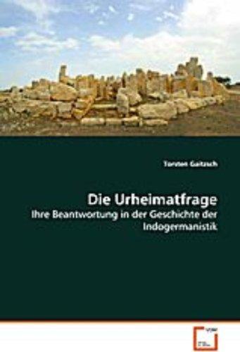 Die Urheimatfrage: Torsten Gaitzsch