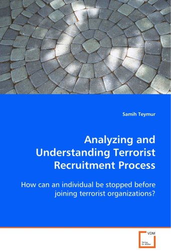 9783639082180: Analyzing and Understanding Terrorist Recruitment Process